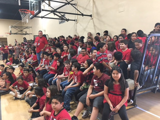 ACA Elementary Participates in Red Ribbon Week for Drug Prevention
