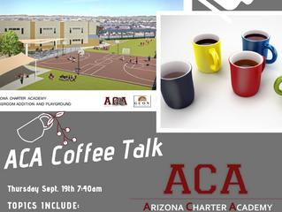 ACA Coffee Talk