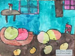 Danyun Robertson, 2nd Grade, Mrs. Grubb's Class