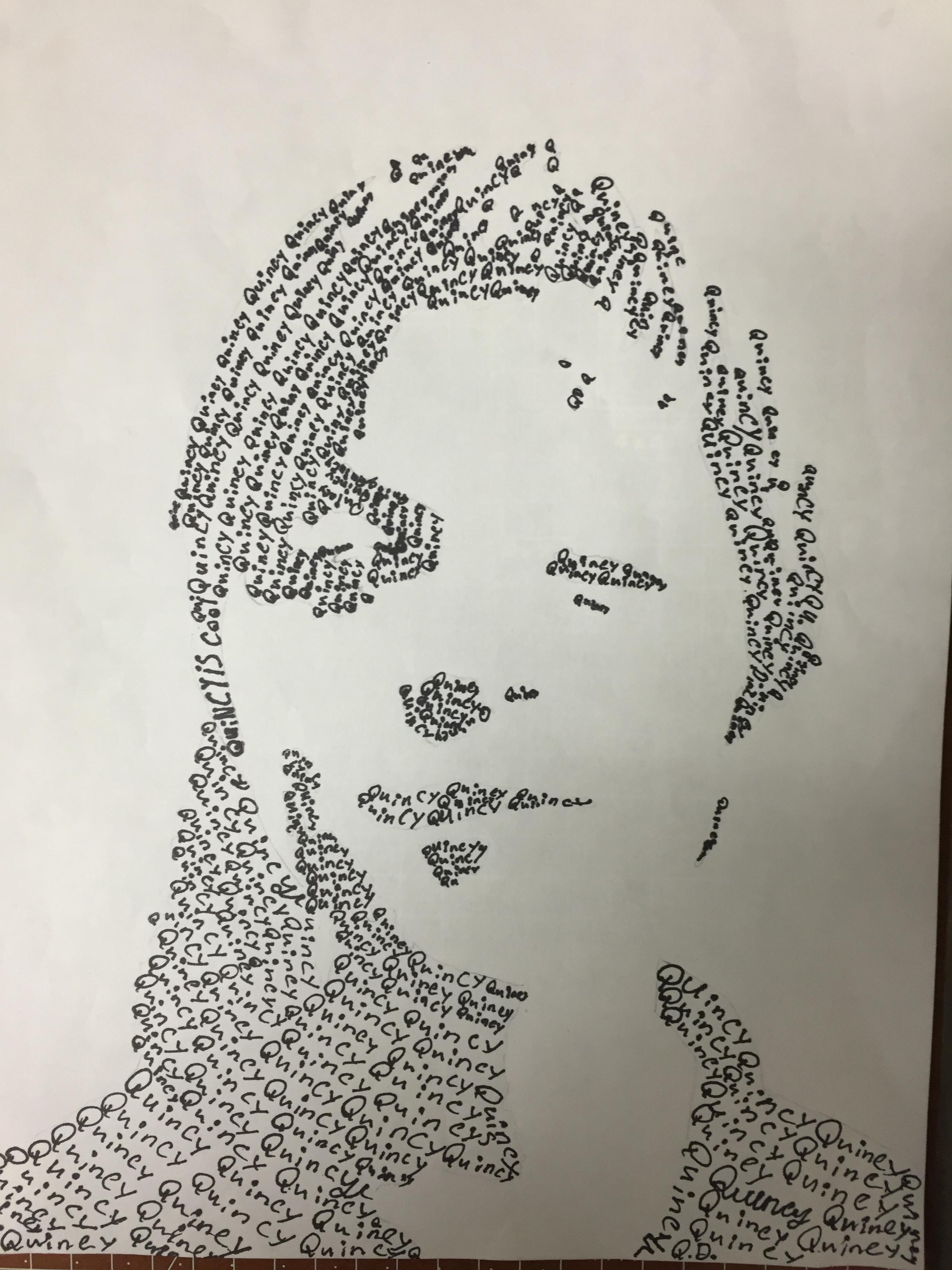 Quincy Diaz, 7th Grade
