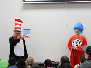 Read Across America Recap!