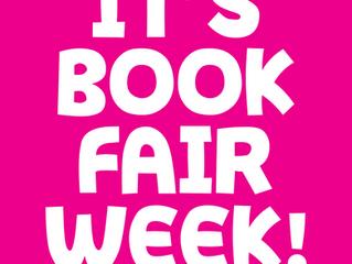 Book Fair Week!