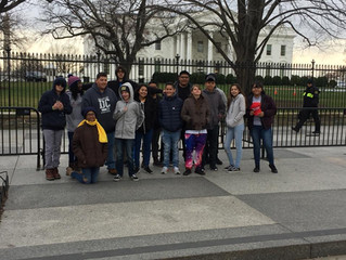 ACA Students Go To Washington D.C.!