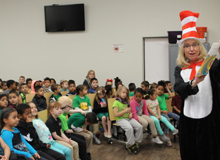 Read Across America at ACA