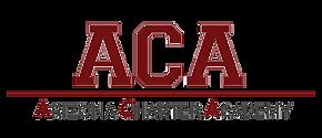 ACA Logo Home link