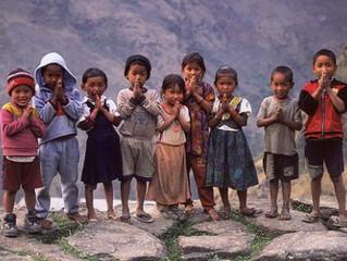 ACA Students Donate Books to Nepal