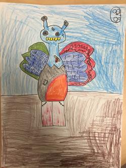 Juan C., Mrs. Dobbs, 3rd Grade