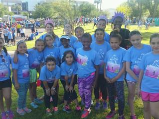 Girls on the Run from Arizona Charter Academy