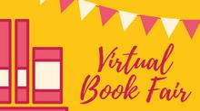 Virtual Scholastic Book Fair!
