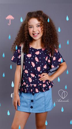 18. Antoninha_conjunto jeans chuva