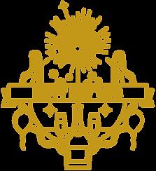 Happy New Year gold badge