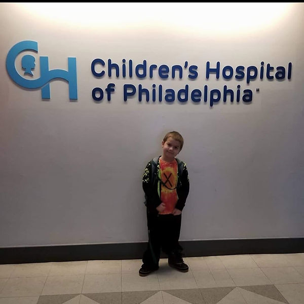 sara evanchicks son childrens hospital o