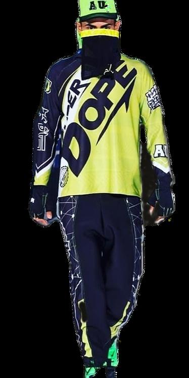 Motorsport Mens Intrathermical Jogger 2PC Suit