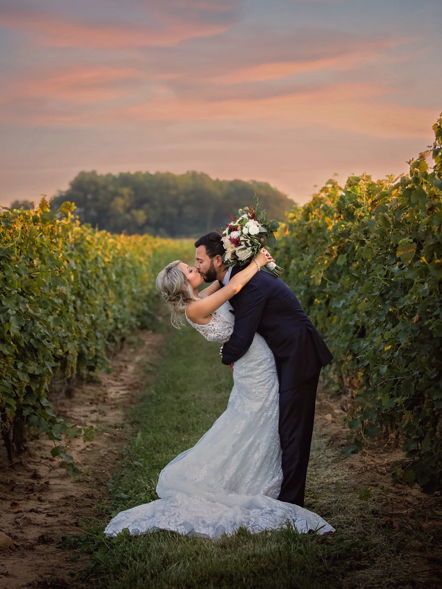 Mastronardi Estate Winery Wedding