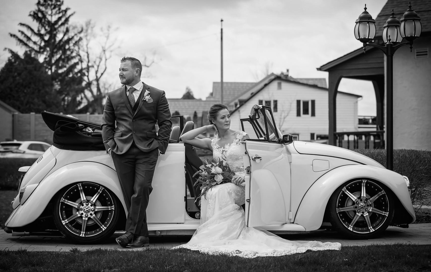 Beach Grove wedding