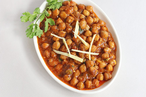 Frozen Chana Masala