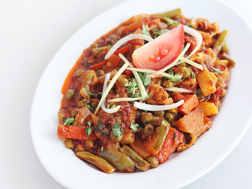Vegetable Kadai