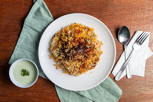 Chicken Dum Biryani (Small)