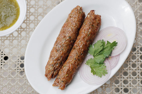 Mutton Seekh Kebab Set of 2
