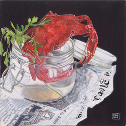 Bain de Crabe