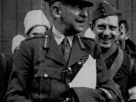 Lt Gen Sir Adrian Carton de Wiart VC
