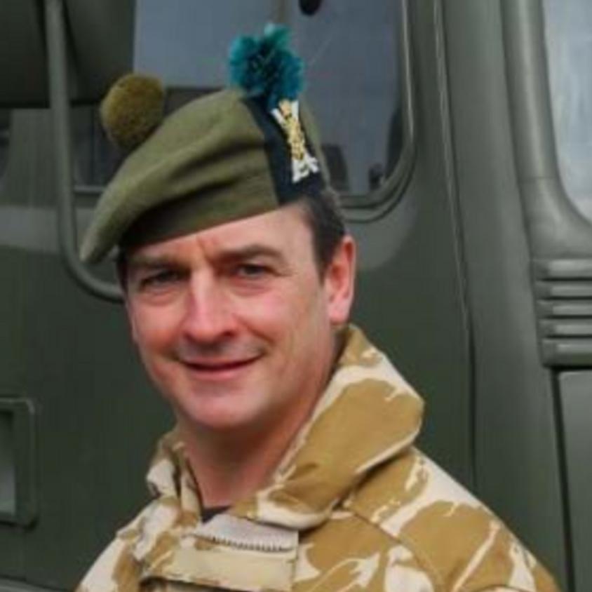 Colonel David Richmond CBE