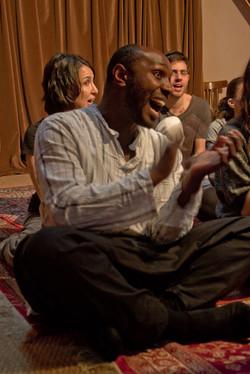 Formation d'acteur |Cours de théâtre |Paris Montreuil