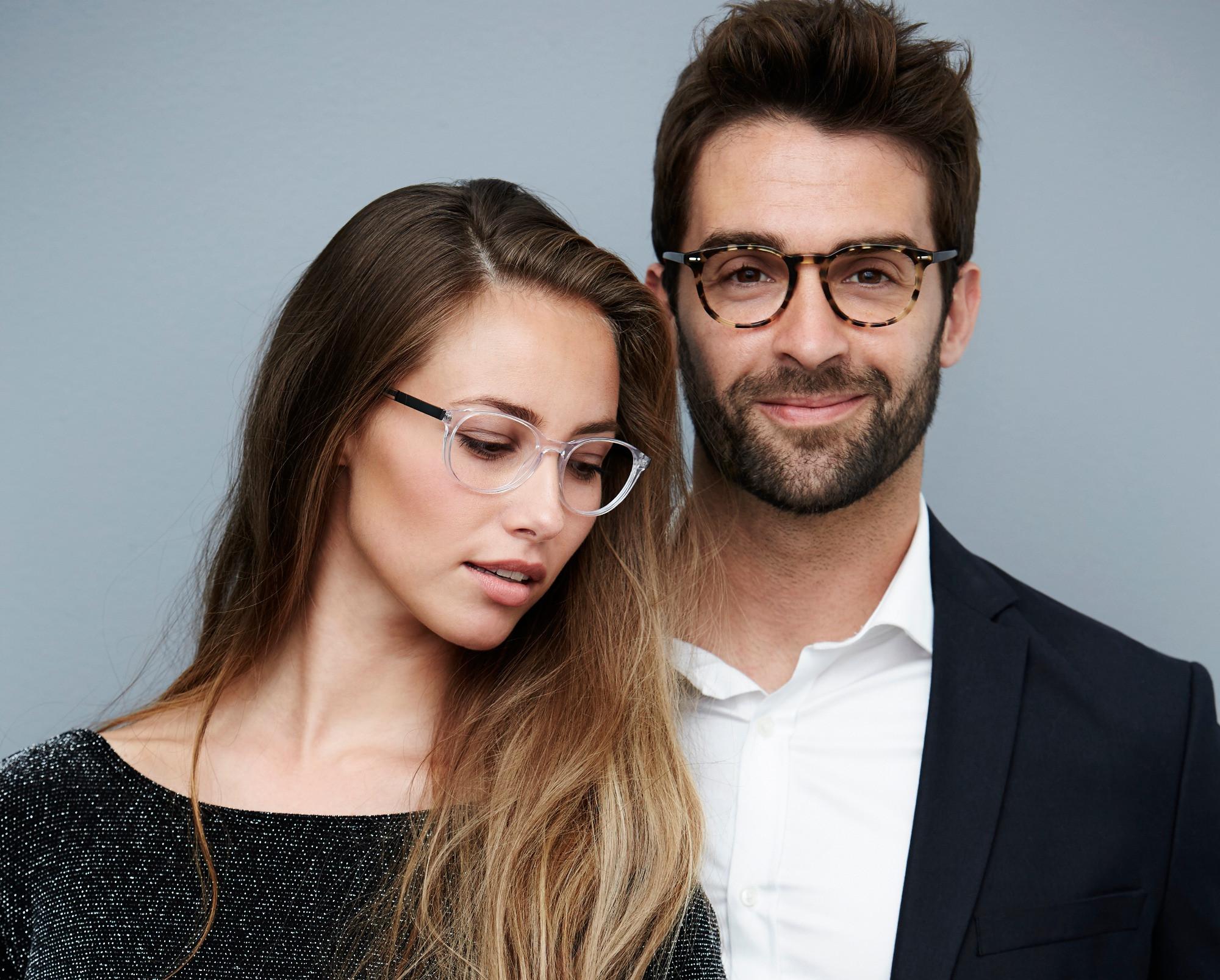 Ich möchte eine neue Brille.