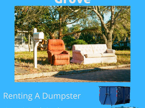 How to Dispose of Furniture in Downers Grove
