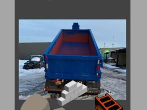 How to Throw Away Concrete