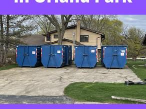 Orland Park Dumpster Rentals