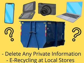 How to Dispose of Old Electronics in Downers Grove