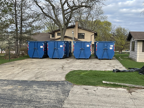 Downers Grove Dumpster Rentals