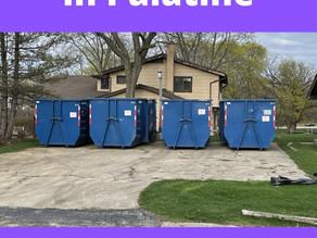 Palatine Dumpster Rental