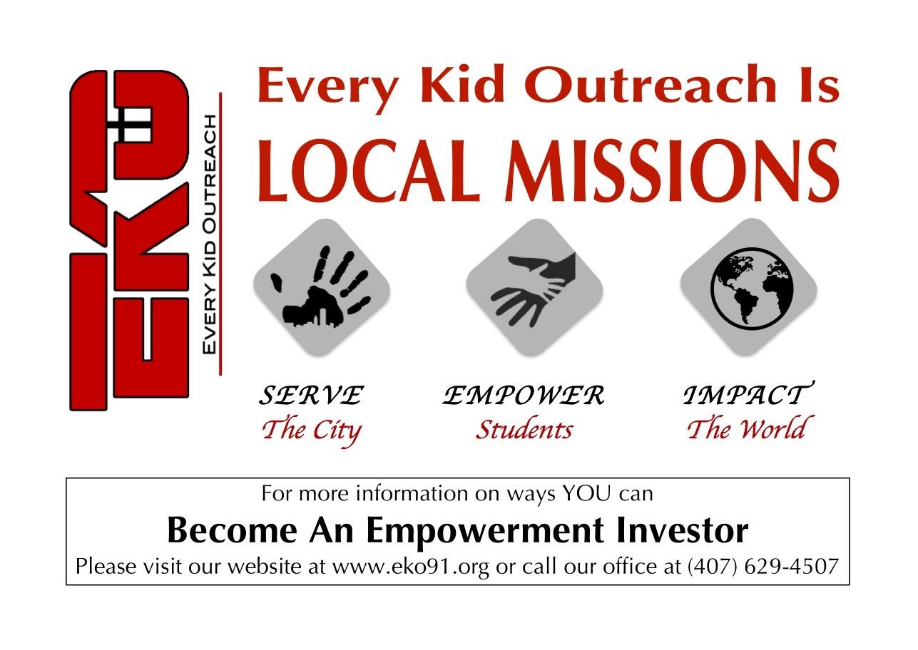 EKO serve empower impact