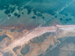 Vertical Coastal Sands Aerial