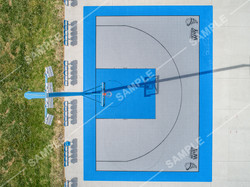 Basketball Court Vertical