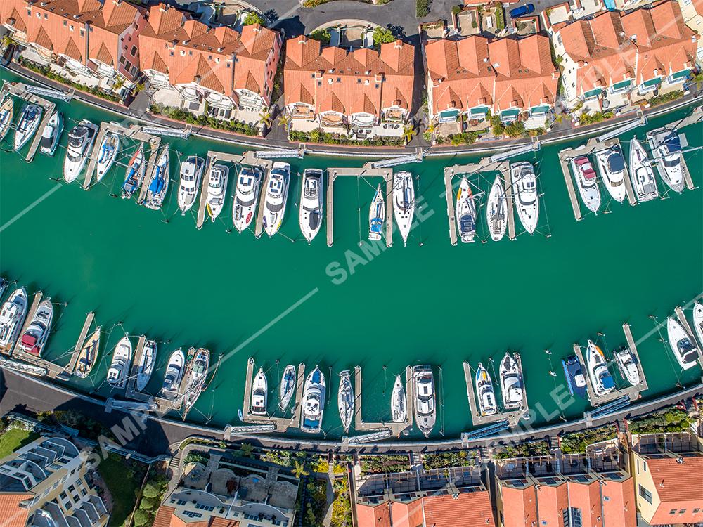 Gulf Harbour, Whangaparaoa Aerial