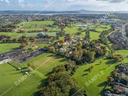 Lloyd Elsmore Park Drone Aerial Photograph