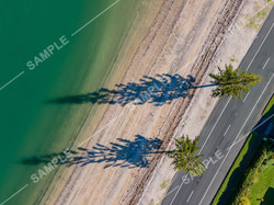 Bucklands Beach Drone Aerial Photograph