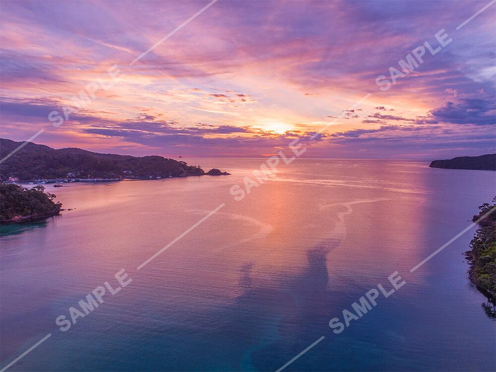 Trphena Sunset