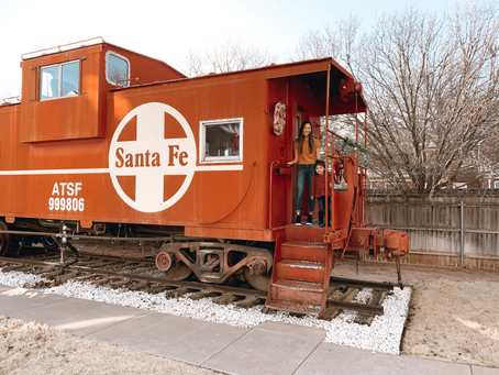Lubbock, TX: Stay in a Caboose! (And Other Recommendations Around Town)