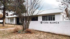 White Brush Suite @ Casa Blanca: Alpine, TX + Weekend Ideas
