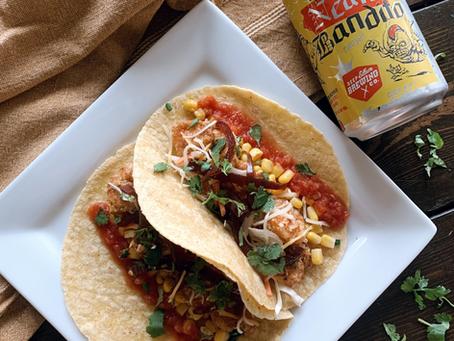 Tuesday Shrimp Tacos