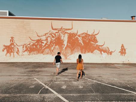 Murals of Midland