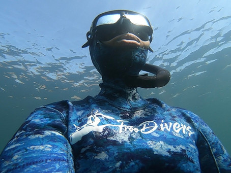Freediving in the times of Covid