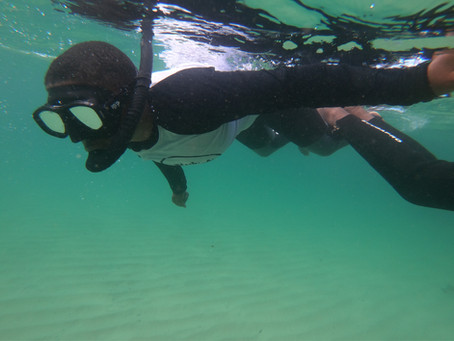 The Black Mermaid Foundation & uLanga
