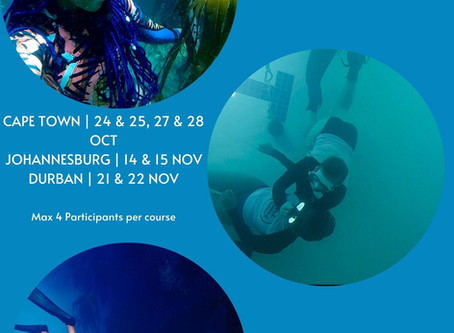 2020 Freediving Course Dates & Cold Swims!