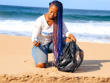 Beach Cleans and Black People