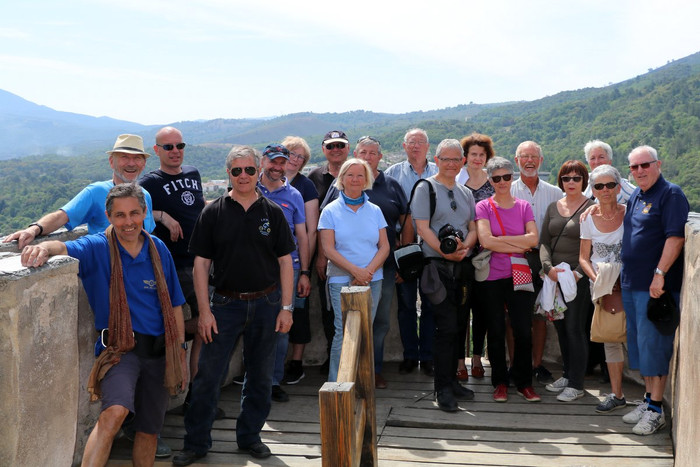 La Corse: Le grand voyage 2017
